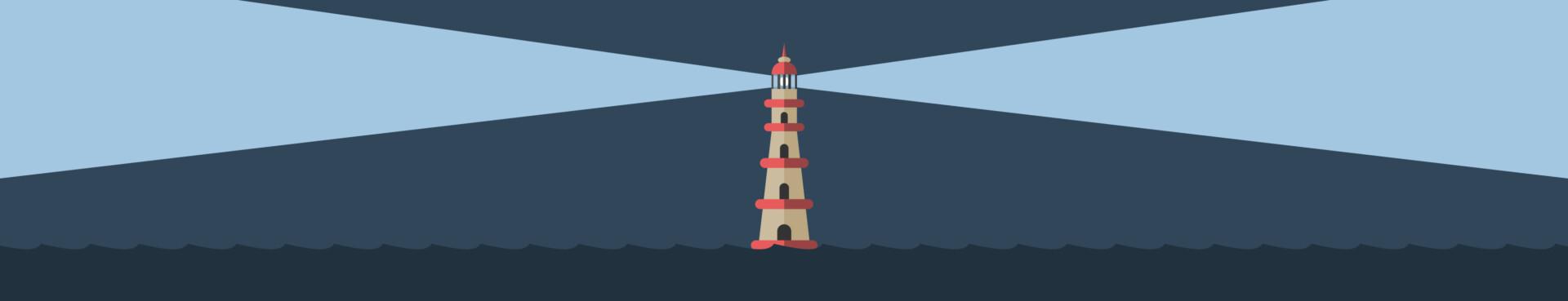 AHW Unternehmerkanzlei - Leuchtturm Background
